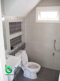 ขายบ้านเดี่ยว คณาสิริ ชัยพฤกษ์ ห้องน้ำชั้นล่าง