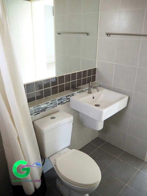 ขายบ้านเดี่ยว คณาสิริ ชัยพฤกษ์ ห้องน้ำชั้น 2 อ่างล้างหน้า