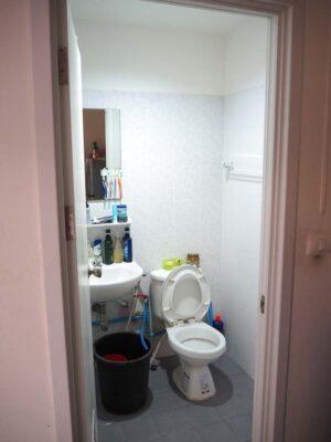พฤกษา 75 เพชรเกษม-ยอแซฟ บ้านมือสอง ห้องน้ำสภาพพร้อมใช้งาน