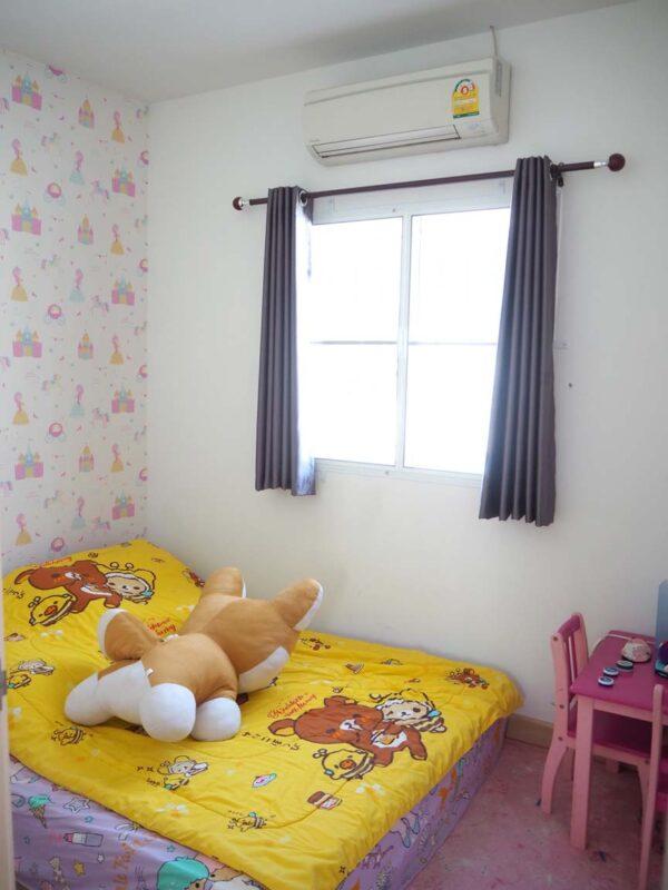 พฤกษาวิลล์ 88 ศาลายา มี 3 ห้องนอน