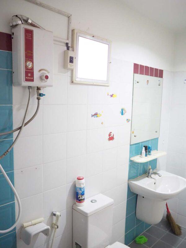พฤกษาวิลล์ 4 เพชรเกษม 69 บ้านมือสองสภาพดี ห้องน้ำสภาพสวย พร้อมเครื่องทำน้ำอุ่น