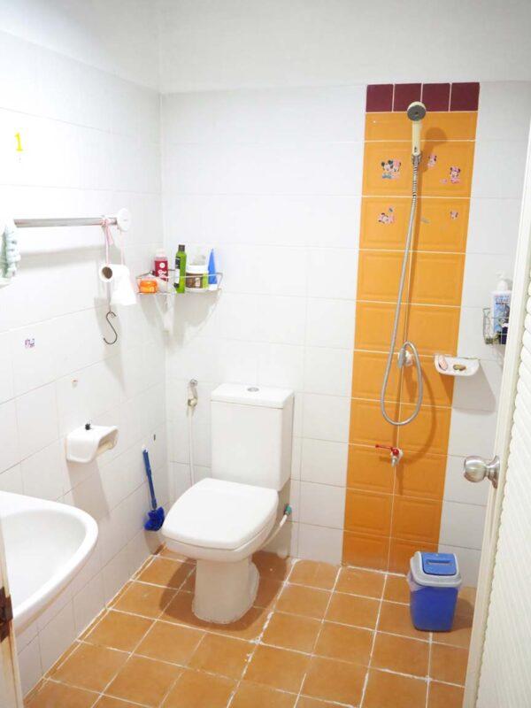 พฤกษาวิลล์ 4 เพชรเกษม 69 บ้านมือสองสภาพดี ห้องน้ำชั้นล่าง