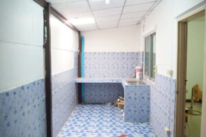 พฤกษาวิลล์ 4 เพชรเกษม 69 บ้านมือสองสภาพดี ต่อเติมครัว Built-in ซิงค์ล้าง