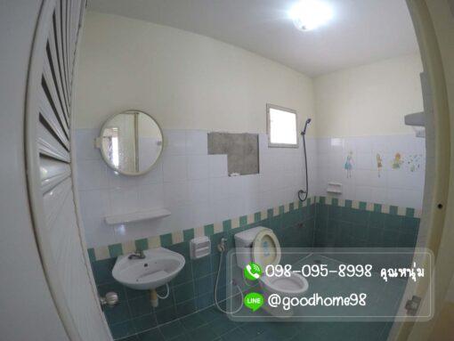 บ้านมือสอง พฤกษา 31 ศาลายา ห้องน้ำชั้นบน