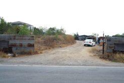 ขายที่ดิน อยุธยา บางปะอิน ติดถนน เหมาะทำบ้านจัดสรร หน้าที่ดินติดถนน ใกล้นิคมโรจนะ