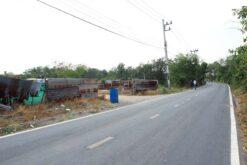 ขายที่ดิน อยุธยา บางปะอิน ติดถนน เหมาะทำบ้านจัดสรร หน้าที่ดินติดถนน