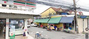 ขายที่ดิน ดอนเมือง ใกล้ตลาดโกสุม