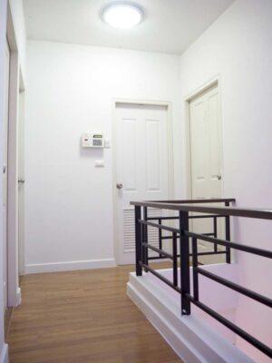 บ้านฟ้ากรีนเนอรี่ ปิ่นเกล้า-สาย 5 ทาวน์เฮ้าส์มือสอง ศาลายา ชั้นบน 3 ห้องนอน 1 ห้องน้ำ