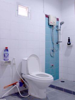 บ้านพฤกษาวิลล์ 3 ดอนเมือง สรงประภา ห้องน้ำ