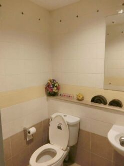 Urban Sathorn หมู่บ้าน เออร์เบิน สาทร ทาวน์โฮมใกล้รถไฟฟ้า ห้องน้ำ