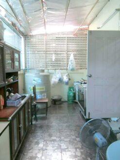 Urban Sathorn หมู่บ้าน เออร์เบิน สาทร ทาวน์โฮมใกล้รถไฟฟ้า ต่อเติมห้องหลังบ้าน