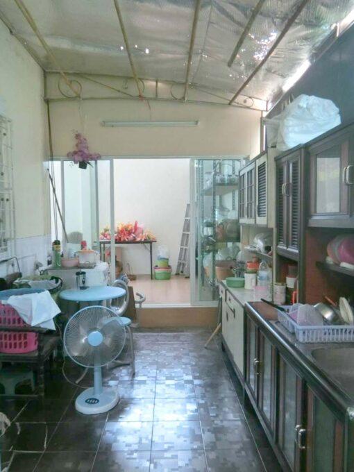 Urban Sathorn หมู่บ้าน เออร์เบิน สาทร ทาวน์โฮมใกล้รถไฟฟ้า ต่อเติมห้องหลังบ้าน ห้องครัว