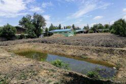 ขายที่ดิน สองพี่น้อง ตำบลเนินมะปราง ที่ดินถมแล้วติดถนนลาดยาง มีบ่อน้ำ
