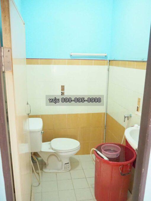 ขายบ้าน สามพราน ซอยหมอศรี ห้องน้ำชั้นบน