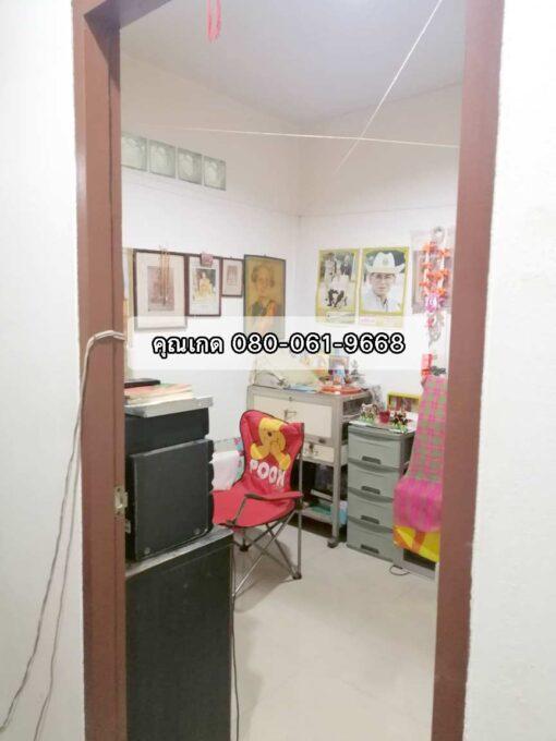 ขายบ้าน อู่ทอง สุพรรณบุรี บ้านมือสอง ชั้นเดียว 24 ตรว 2 ห้องนอน 1 ห้องน้ำ 1 ห้องครัว