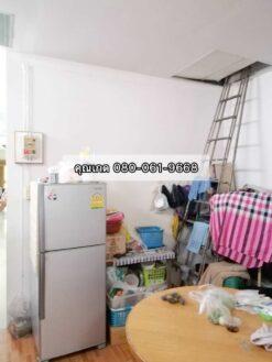 ขายบ้าน อู่ทอง สุพรรณบุรี บ้านมือสอง ชั้นเดียว 24 ตรว มีห้องเก็บของใต้หลังคา