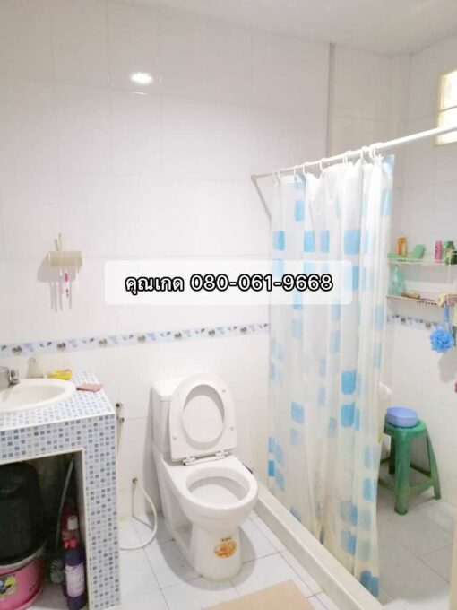 ขายบ้าน อู่ทอง สุพรรณบุรี บ้านมือสอง ชั้นเดียว 24 ตรว ห้องน้ำ สภาพดี พร้อมใช้งาน