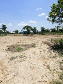 ขายบ้านพร้อมที่ดิน สุพรรณบุรี ที่ดินสวย เหมาะทำเกษตรกรรม