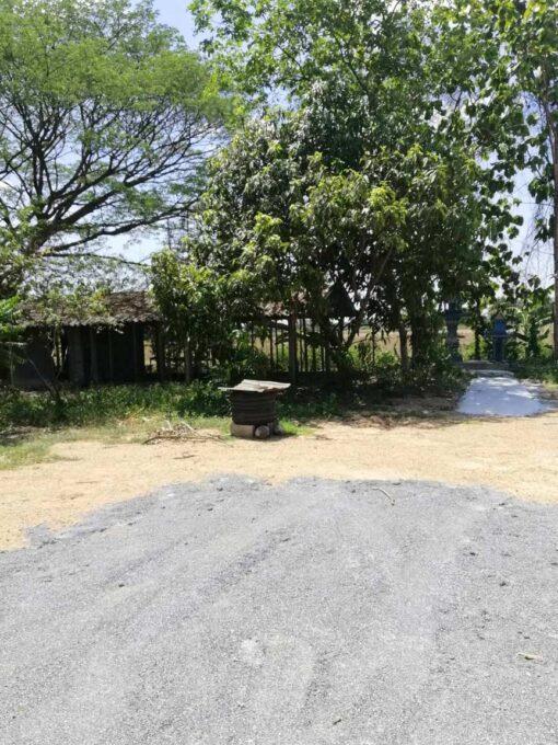 ขายบ้านพร้อมที่ดิน สุพรรณบุรี ที่ดินราคาถูก