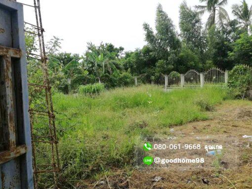 ขายบ้านพร้อมที่ดิน สุพรรณบุรี อู่ทอง 194.5 ตรว. ใกล้ถนนมาลัยแมน พื้นที่ดินเปล่า หลังบ้าน เหมาะทำเกษตรกรรม