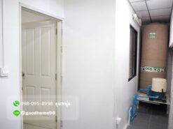 ทาวน์เฮ้าส์ ศาลายา บ้านฟ้ากรีนเนอรี่ สาย 5 ต่อเติมหลังบ้าน แท๊งค์น้ำ ปั้มน้ำ พร้อมใช้งาน