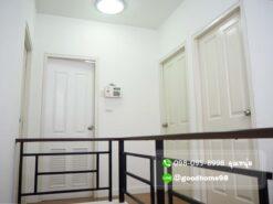 ทาวน์เฮ้าส์มือสอง ศาลายา บ้านฟ้ากรีนเนอรี่ สาย 5 ชั้นบน 3 ห้องนอน 1 ห้องน้ำ