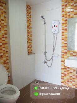 ทาวน์เฮ้าส์มือสอง ศาลายา บ้านฟ้ากรีนเนอรี่ สาย 5 ห้องน้ำชั้นบน เข้าได้สองทาง พร้อมเครื่องทำน้ำอุ่น