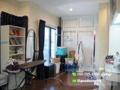 เดอะบาลานซ์ ปิ่นเกล้า-สาย 5 บ้านแฝดมือสอง ห้องนอน ตู้เสื้อผ้าบิ้วอิน